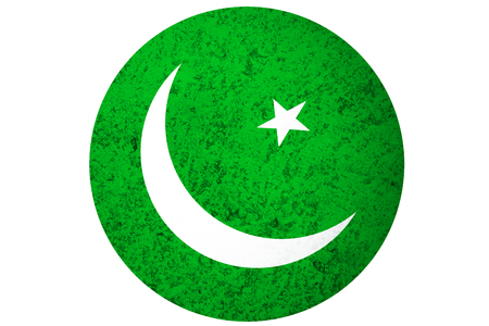 variant: Pakistan flag ,3D Pakistan national flag illustration symbol.