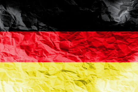 Germany flag ,Germany national flag 3D illustration symbol.