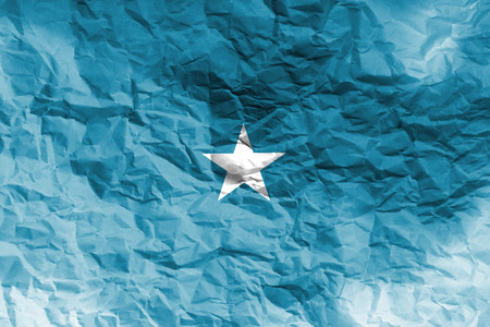 somalia: Somalia flag ,3D Somalia national flag 3D illustration symbol Stock Photo