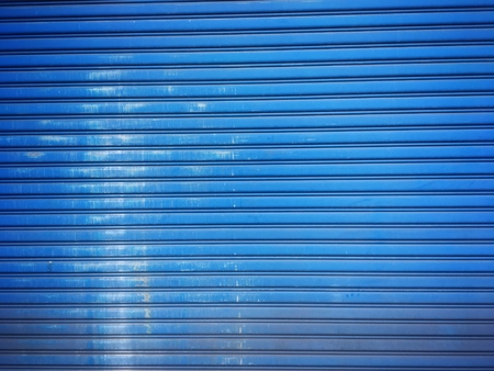Factory shutter door texture and background Stock Photo - 98532235