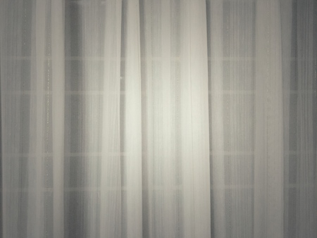 white curtain texture and background