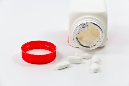 Paracetamol 500 mg. photo