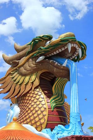 descendants: Dragon Descendants Museum, Thailand Editorial