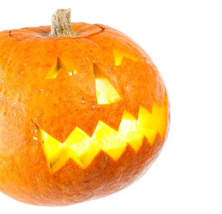 helloween: Studio shot of helloween pumpkin
