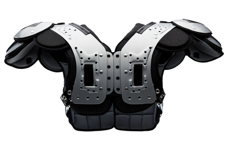 Amercican football shoulder pad