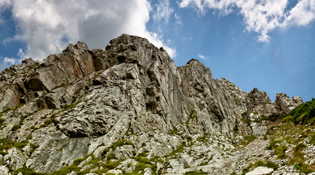 tatry: Summer mountain landscape in the Polish Tatry