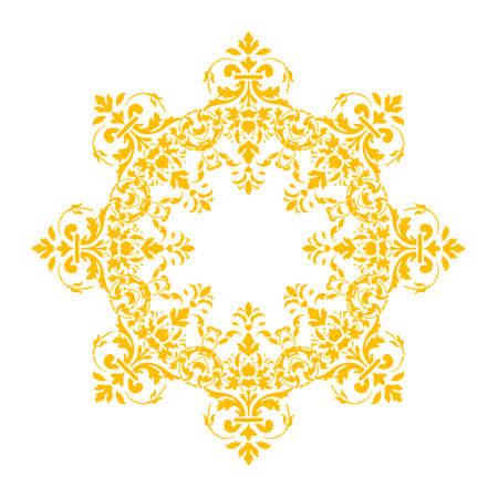 decorative pattern, vector illustration, design element, background