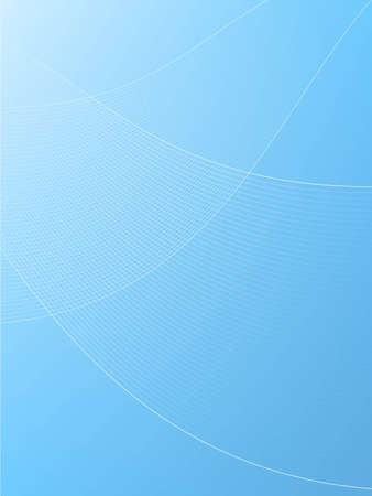 Abstract background with waves in blue color Stock Photo - 1622202