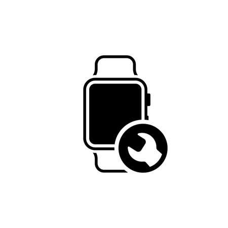 Gadget Repair Icon. Flat Design.