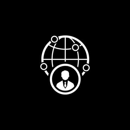 Business Representative Icon