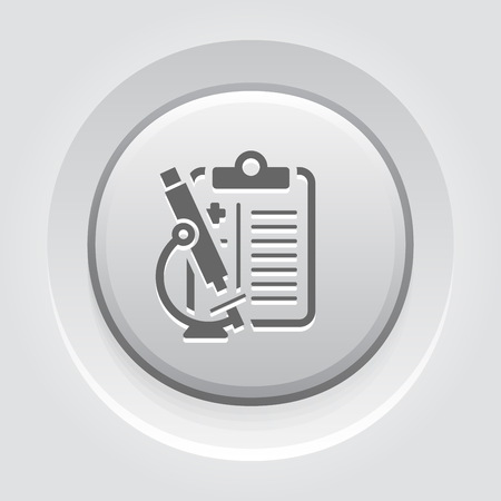 Cytology and Medical Services Flat Icon