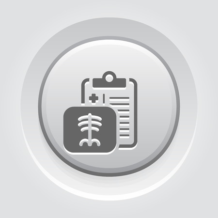 Radiology and Medical Services Flat Icon