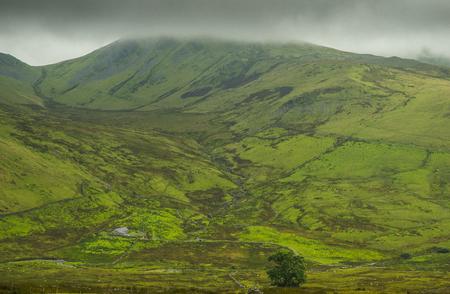 Snowdonia National Park, North Wales, England, United Kingdom, Great Britain, UK, Eng, GB, Europe.