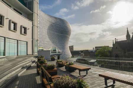 Birminghamm、英国 - 2017 年 10 月 3 日: ブルリング ショッピング センター、バーミンガム、イギリス