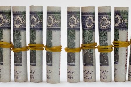 gcc: Pile of Money Saudi Arabia