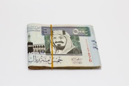 Pile of Money Saudi Arabia Stock Photo - 16976366