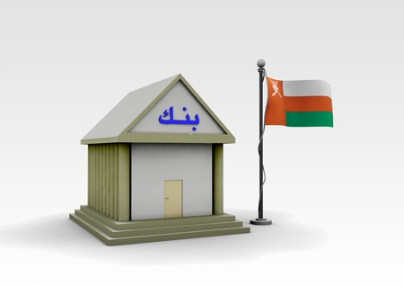 the central bank: Central Bank of Oman