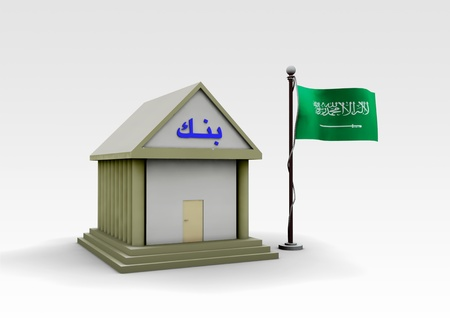 the central bank: Central Bank of Saudi Arabia