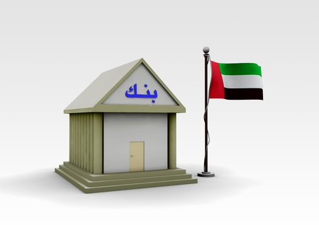 the central bank: Central Bank of UAE