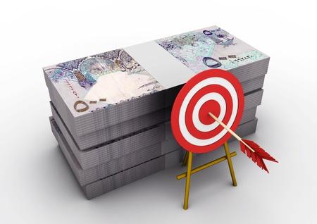 cary: Money Target Qatar