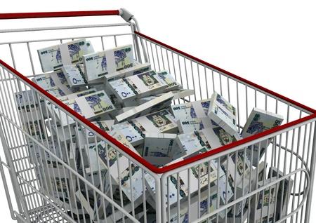 KSA: Money Basket Saudi Arabia Riyals