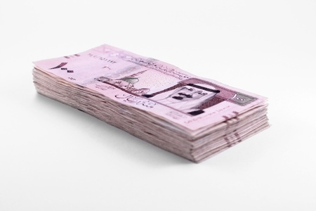 gcc: Piles of Money Saudi Arabia