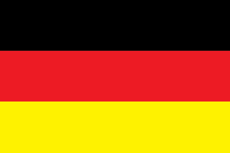 german flag Vettoriali