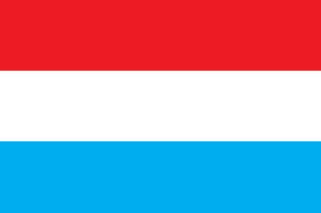 ルクセンブルクの国旗 写真素材 - 46779772