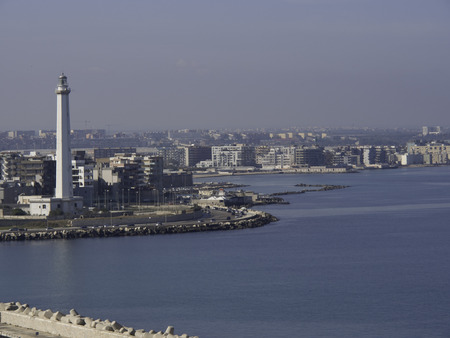 Bari Standard-Bild