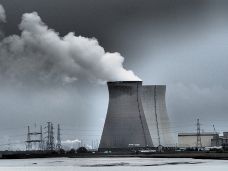 cooling: cooling tower