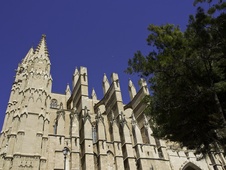 cath�drale: Cath�drale  Banque d'images