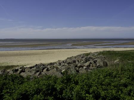 esbjerg: beach Stock Photo