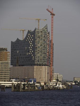seaports: Hamburg