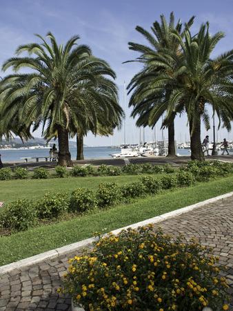 seaports: La Spezia Stock Photo