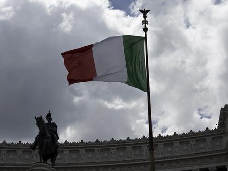 historically: flag