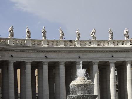 historically: Vatican