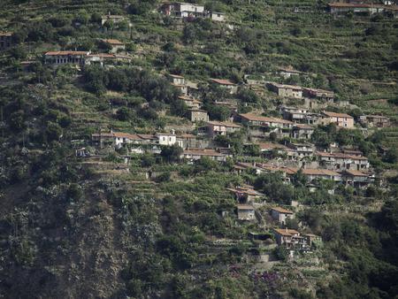 mountainside: mountainside Stock Photo