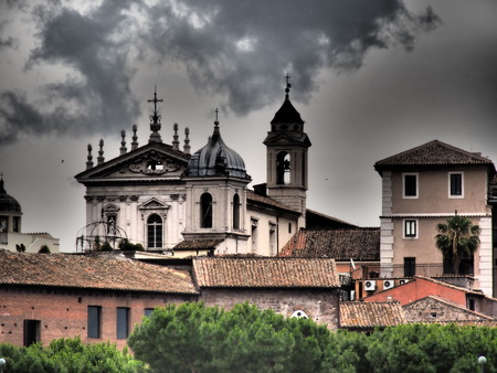 historically: Rome