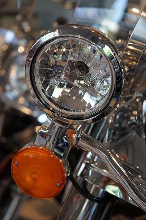 headlights: headlights Stock Photo
