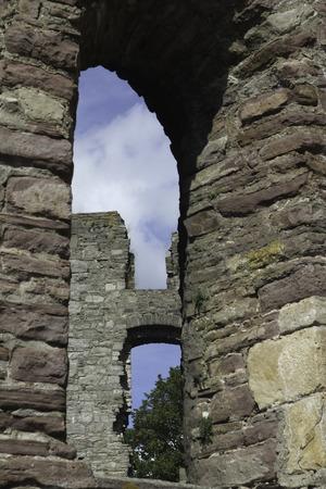 ruin: ruin