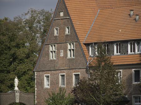 highschool: convent Stock Photo