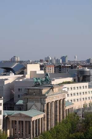 brandenburg gate: Brandenburg Gate