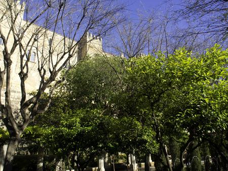 mallorca: Palma de Mallorca Stock Photo