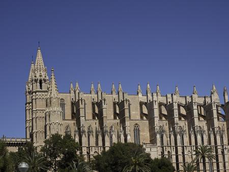 mallorca: Church in Mallorca