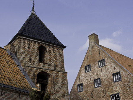 steeples: belfry Stock Photo