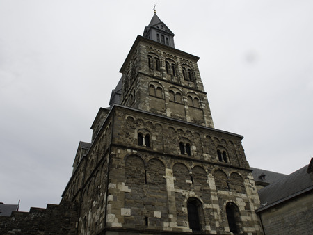 maas: church Stock Photo