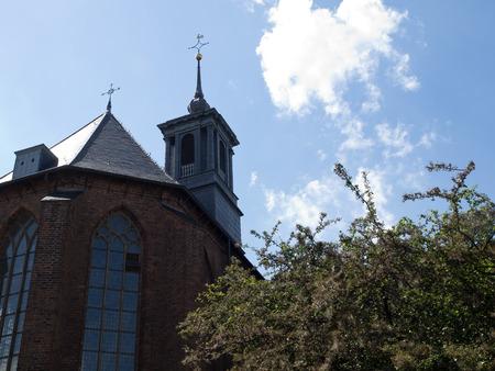 lemmer: Church in Lemmer