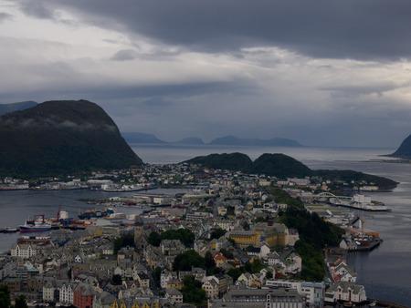 alesund: Alesund, Norway