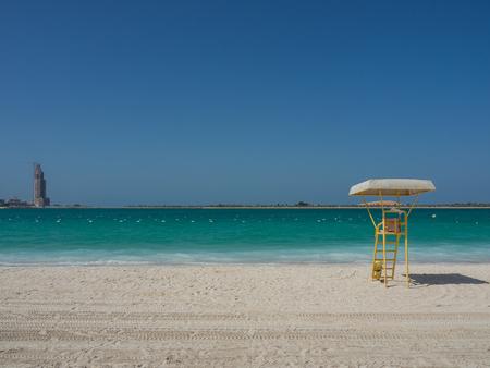 waster: Beach Stock Photo