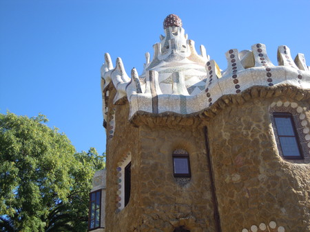 guell: Parc Guell